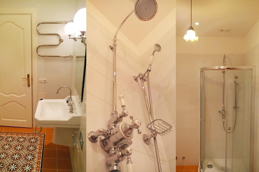 Remonts dzīvoklī, santehnikas darbi, dušas telpas remonts