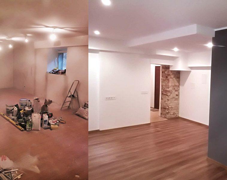 Kapitālais remonts dzīvoklim